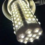 Светодиодная лампа Warm White LED Corn Light Bulb