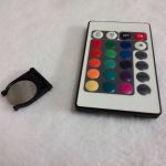 RGB контроллер с пультом 24 кнопки