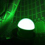 Светодиодная лампа RGB led lighting Colorful E27