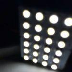 Светодиодная лампа для освещения салона автомобиля Dome Light теплое белое свечение
