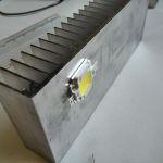 Светодиод LED light SMD Chip холодного белого свечения 10 Вт