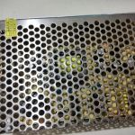 Открытый блок питания в металлическом корпусе, 12 В, 5 А