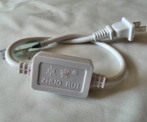 Провод питания 220 В - 12 В для водонепроницаемой светодиодной ленты smd 3528