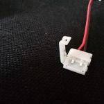 Коннектор LED CN2-10MM (для светодиодной ленты smd 5050, длина провода 15 см)