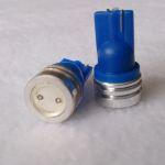 Светодиодная автолампа T10 HP × 1, 1 Вт синие свечение