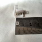 Коннектор CN-10MM для светодиодной ленты RGB smd 5050