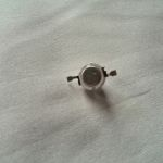 Светодиод LED Lamp Bead Chip синего свечения 3 Вт
