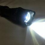 Светодиодный фонарик UltraFire  400 Lumens CREE XM-L LED Light Q5 SA-9 7 W