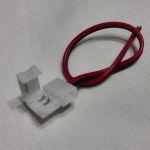 Коннектор CN-8MM (для светодиодной ленты smd 3528 длина провода 15 см)