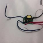 Открытый драйвер для светодиода 10 Вт