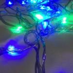 Гирлянда светодиодная сеть 3 на 2 метра