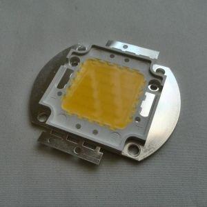 Светодиод High Power LED SMD Chip теплого белого свечения 50 Вт