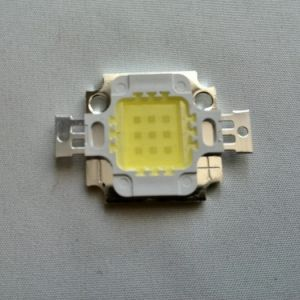 Светодиод LED light SMD Chip холодного белого свечения 10 Вт