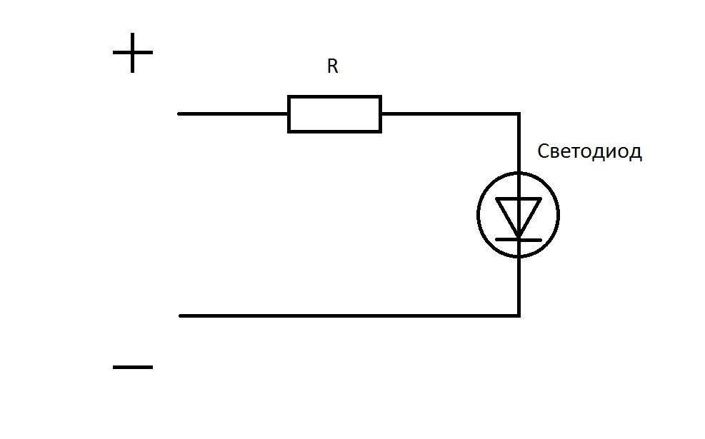 Как подключить светодиоды к usb порту?
