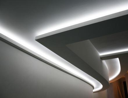 Светодиодная лента как основное освещение — это возможно?