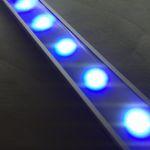 Алюминиевый накладной профиль MICRO для светодиодной ленты16