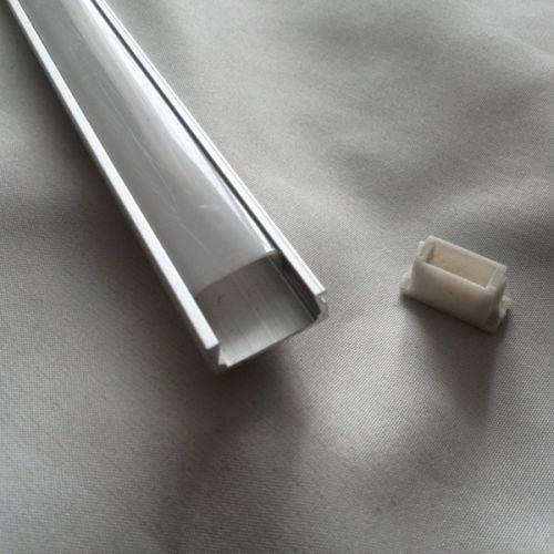 Алюминиевый накладной профиль MICRO для светодиодной ленты2