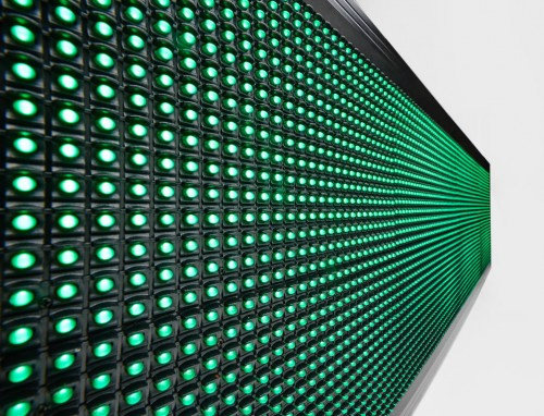 зеленый модуль