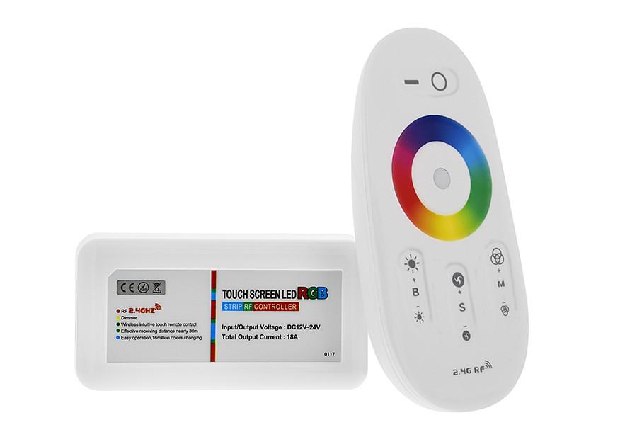 Контроллер RGB с пультом ДУ