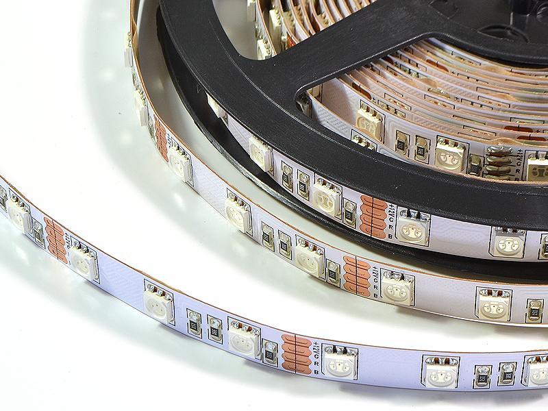 Светодиодная лента smd 5050 RGB jnrhsnfz IP33